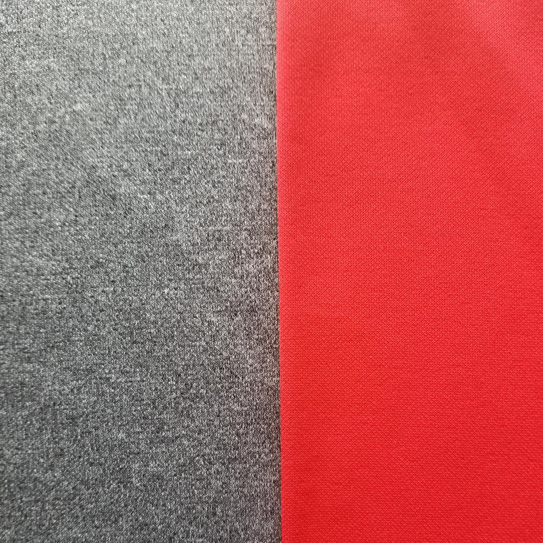 Rouge / Mix Gris